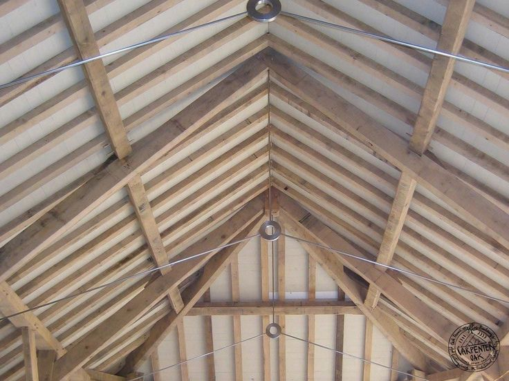 Vaulted Roof Architecture