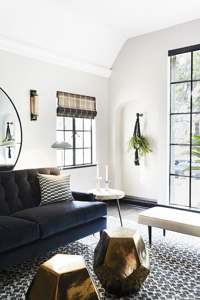 living room brooklyn home tour a inspired home in l a the plant 10081
