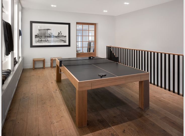 Table Tennis Table At Boutique Quot James Perse Quot Toronto