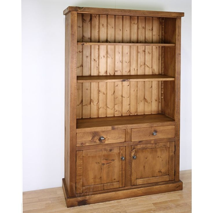 Computer Desks   Office Furniture4yourhome  Solid Pine Plank Cupboard  Bookcase 4 Sizes   Denby Collection   Distressed   Shop by Style. 9 best Home Office Furniture images on Pinterest