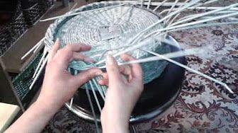 pletení z pedigu uzavírka - YouTube