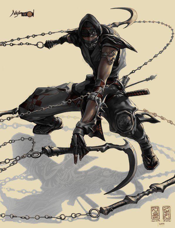 ninjas | Sabías que en la actualidad aún exiten los NINJAS, y que ...