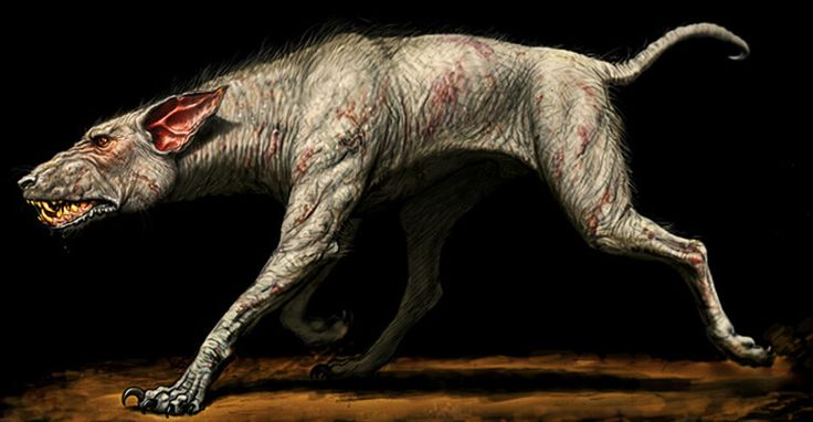 7-Foot Tall Hellhound Skeleton Unearthed Near Ancient Monastery in UK http://www.ancient-code.com/7-foot-tall-hellhound-skeleton-unearthed-near-ancient-monastery-in-uk/