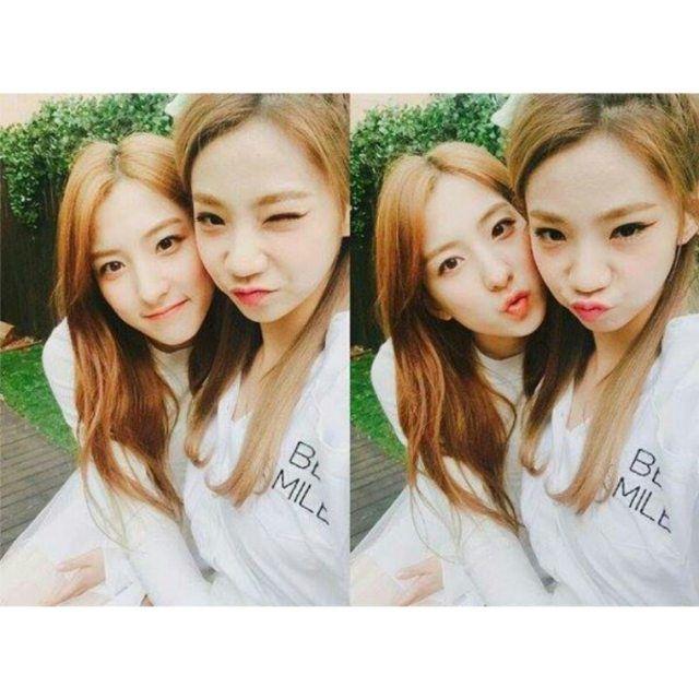 Eunseo & Yeoreum