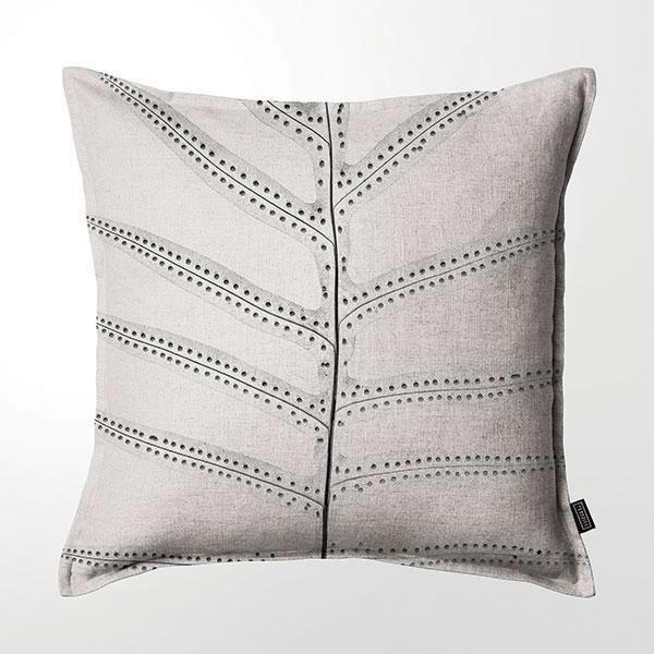 Scatter Cushion (DBL sided print ) - Fern