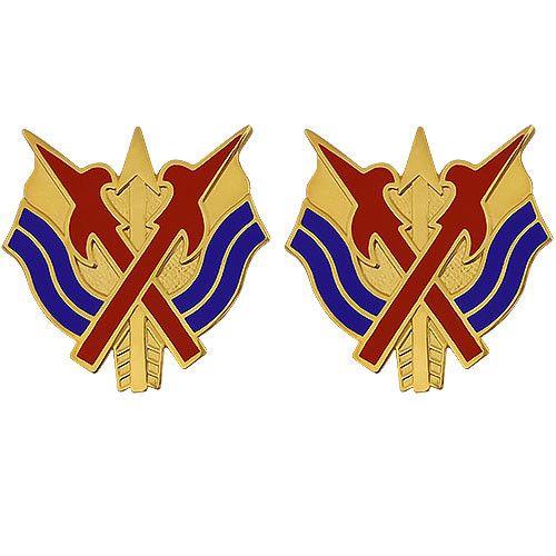 67th Battlefield Surveillance Bde Unit Crest – USAMM