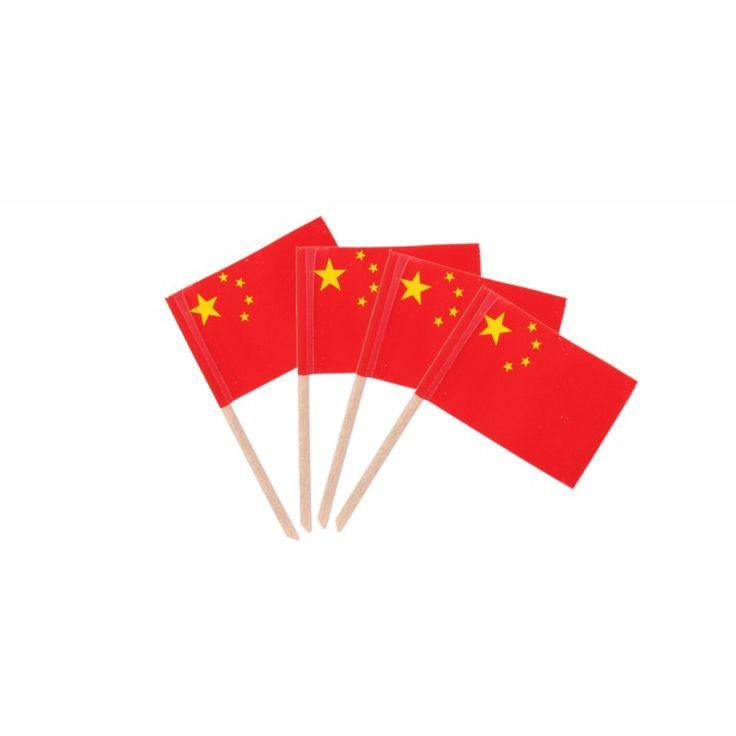 Mini drapeaux Chine #DécoChine #DécorationChine #NouvelAnChinois #DécorsDuMonde #KitDécoration #DécorationThématique #DécoBar #DécoVitrine #DécoBoulangerie #DécoTraiteur #DécoBrasserie
