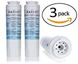 #10: 3-pack Maytag Refrigerator Water Filter UKF8001 Pur Compatible - Replacement for Maytag UKF8001 UKF8001AXX EDR4RXD1 Whirlpool 4396395 Puriclean II Kenmore 9006 - Maytag Fridge Filter http://ift.tt/2cmJ2tB https://youtu.be/3A2NV6jAuzc