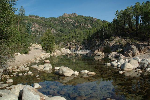 ČESKÝ WEB: Korsika. Hornatý ostrov v Středozemím moři. Je pod...