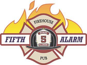 Fifth Alarm Firehouse Pub, Byron, Illinois, 120 North Union Street, Byron, IL 61010