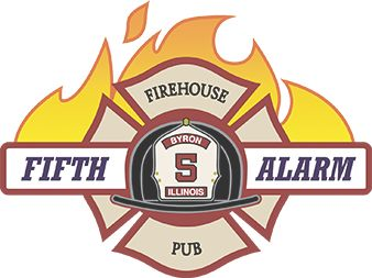 Fifth Alarm Firehouse Pub, Byron, Illinois, 120 North Union Street, Byron, IL 61010