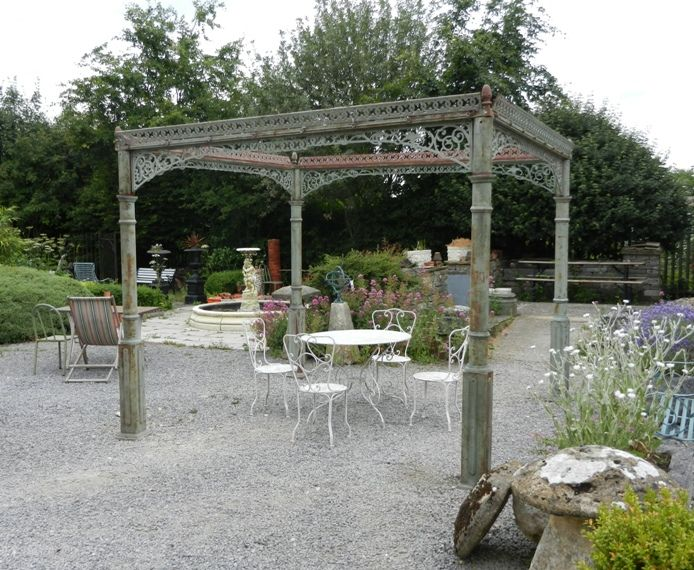 Reclaimed Decorative Metal Pergola Would Look Great For A Wedding Previously Sale On SalvoWEB From