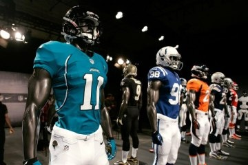 Performance Technology the Driver Behind New NFL Uniforms (4/5/12) | TIME  #BeCurious