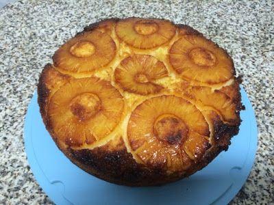Na Cozinha com os J's: Bolo de Ananas