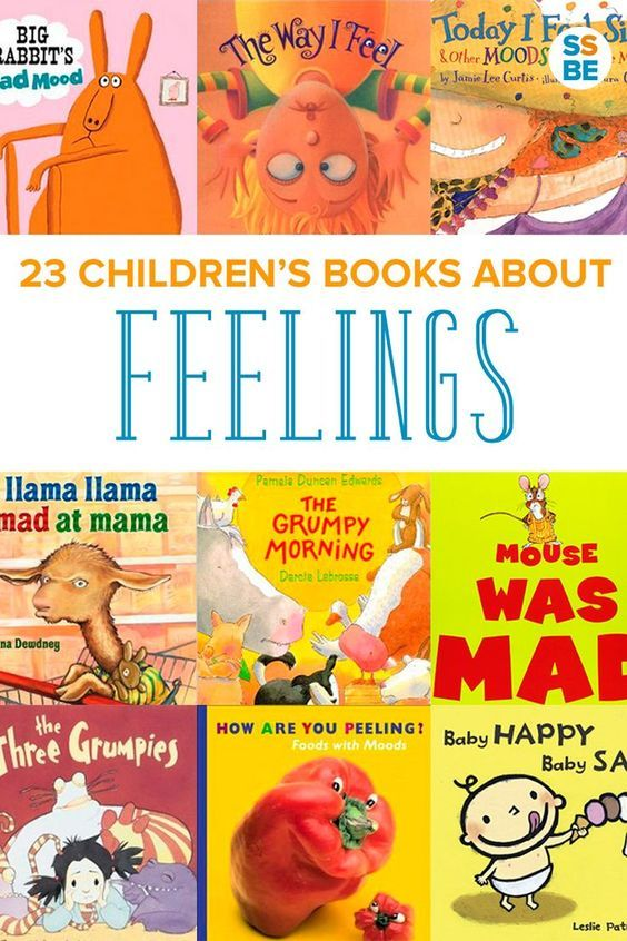 Best Books For Teaching Kids Emotions