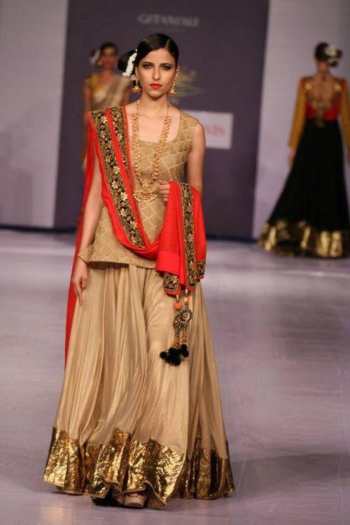 Vikram Phadnis Collection @ Rajasthan Fashion Week