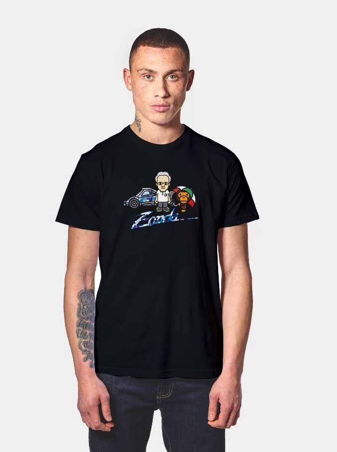 Bape X Pagani Baby Milo T Shirt Hypebeast T Shirt Womens Shirts Shirts