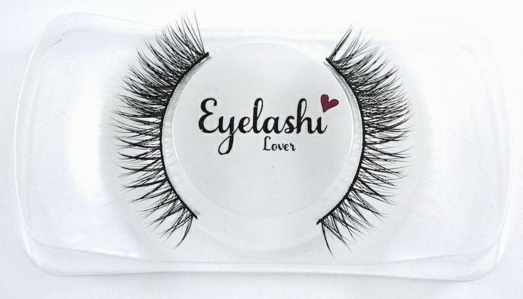 LOVER perfect light, winged lashes for daytime wear.