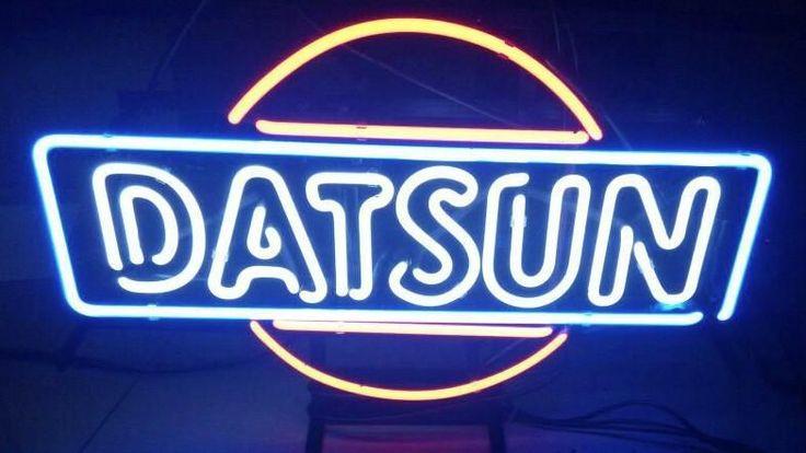 Datsun Neon Sign for Sale - Hanto Neon Sign Auto Car Neon Sign – Hanto neon sign