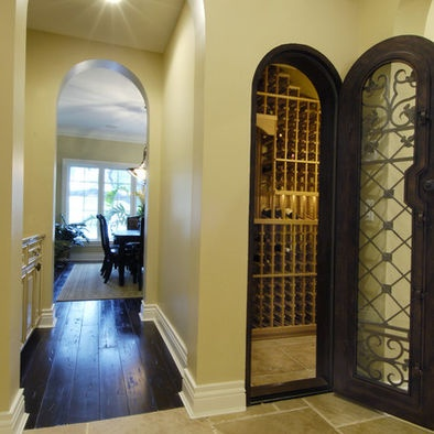 Wine cellar closet and wine on pinterest for Turn closet into wine cellar