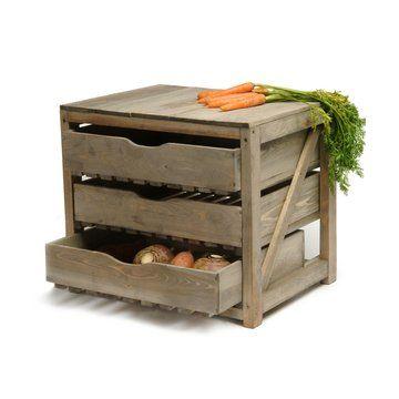 home vegetable rack