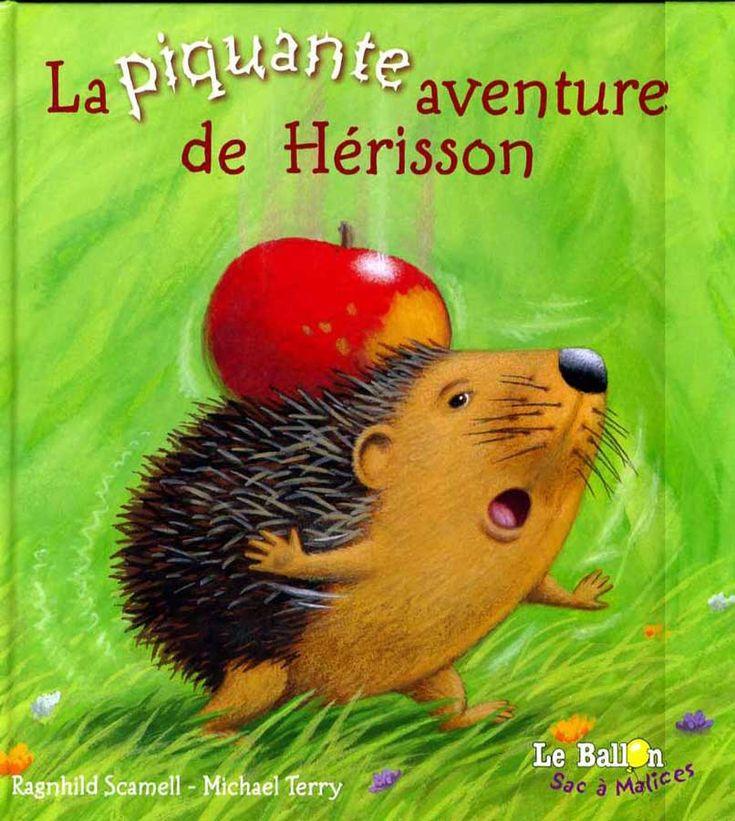La-piquante-aventure-de-Hérisson/couverture