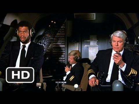 Top 10 Great Airplane Movies  'Airplane!'