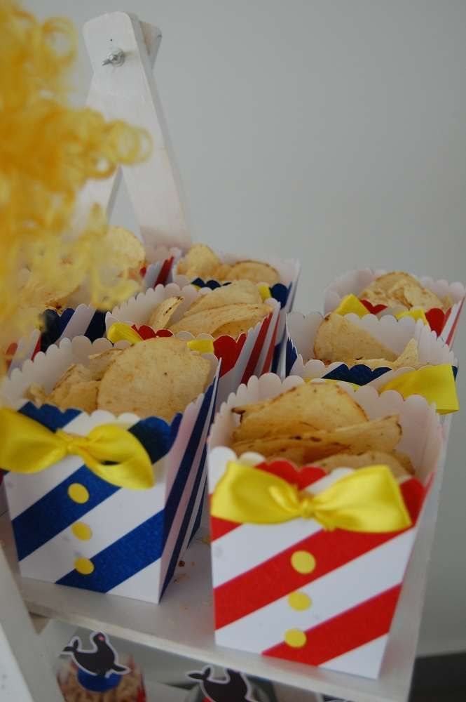 Circus / Carnival Birthday Party Ideas | Photo 1 of 20