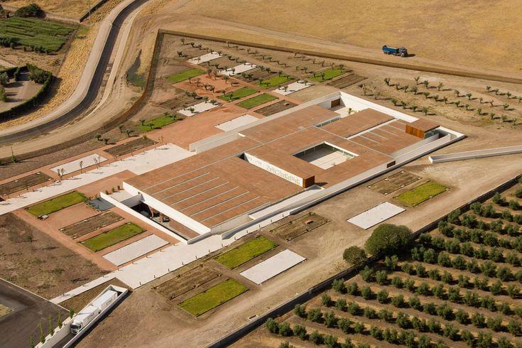 Nieto Sobejano Arquitectos, Fernando Alda, Roland Halbe, Cemal Emden · Museum & Research Centre Madinat Al Zahra