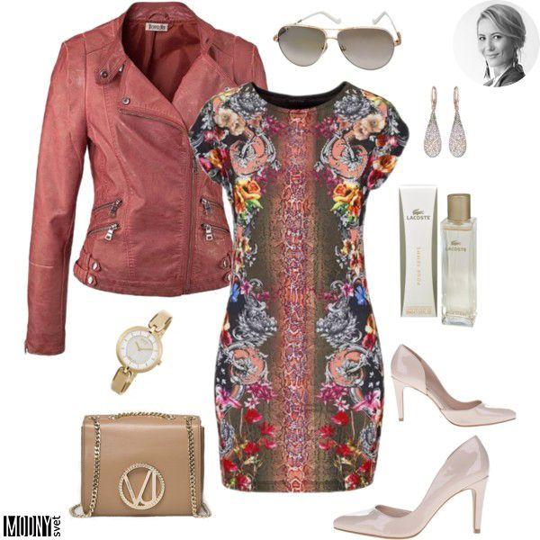 Kvetované jarné šaty – MODNYSVET