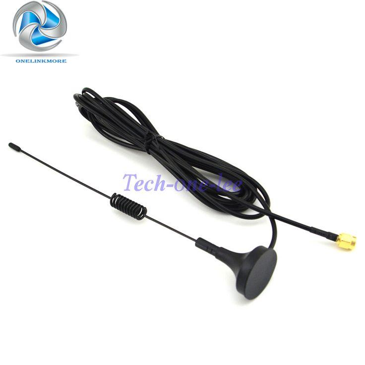 Luxury  st ck DBi Gewinne ADS B Mhz SMA Stecker Anschluss Antenne Magnetfu RG