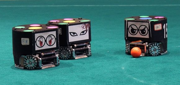 UBC Thunderbots FC takes soccer to a new level
