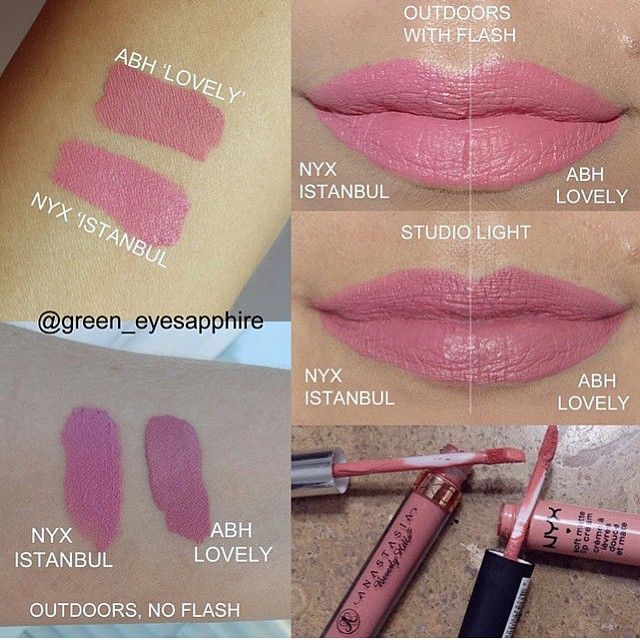 """""""I need to go to Ulta. I wanted Lovely but wound up getting Pure Hollywood. This looks more like my color. I can't wait to get my hands on Istanbul for…"""""""