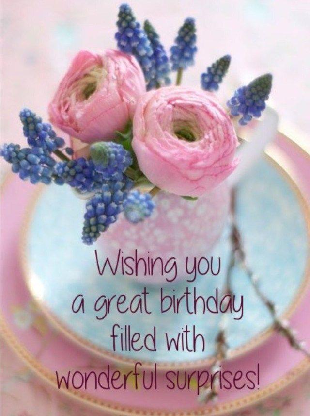 23+ Awesome Picture of Happy Birthday Gloria Cake | Birthday Cake