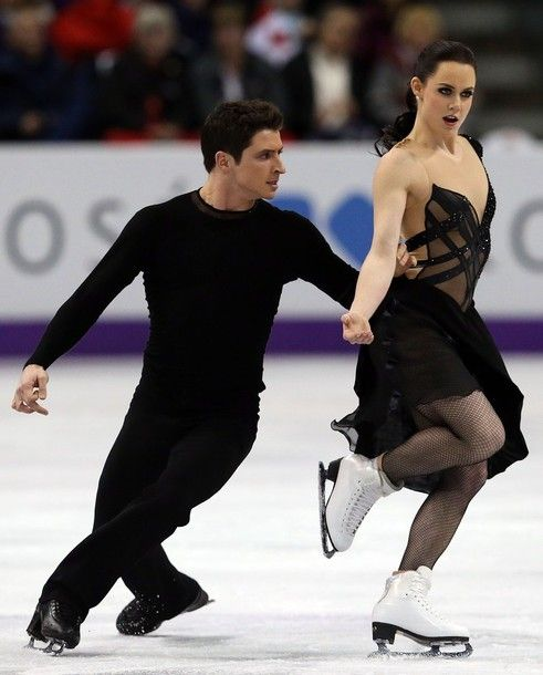 Tessa And Scott Ice Dancers Hookup