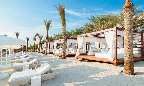 Dubai beach clubs