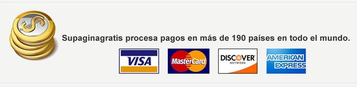 FORMAS DE PAGO    http://www.supaginagratis.com.ar/formas-de-pago/