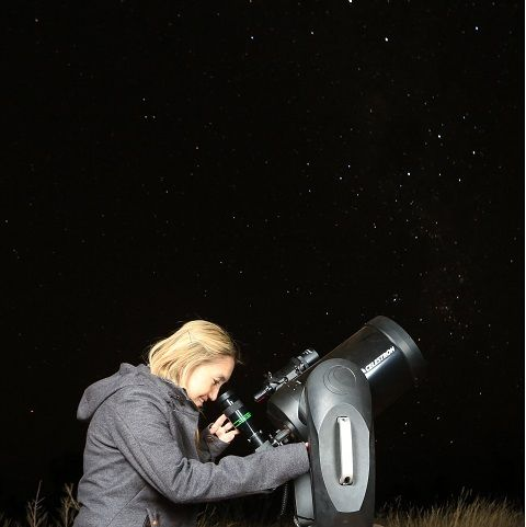 Video Outback Sky Journeys - Uluru Astrometry