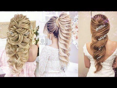 تسريحات شعر 2019 أجمل تسريحات شعر للبنات The Most Beautiful Hair Styles Ever Youtube Hair Transformation Long Hair Styles Hair Styles