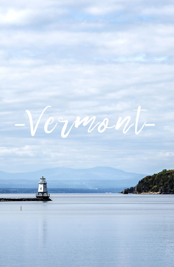 Autumn in Vermont | Fall Foliage Vermont | Mountains in Vermont | Hiking in Vermont | Burlington Vermont