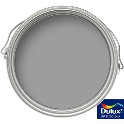 Dulux Weathershield Concrete Grey - Exterior Smooth Masonry Paint - 250ml