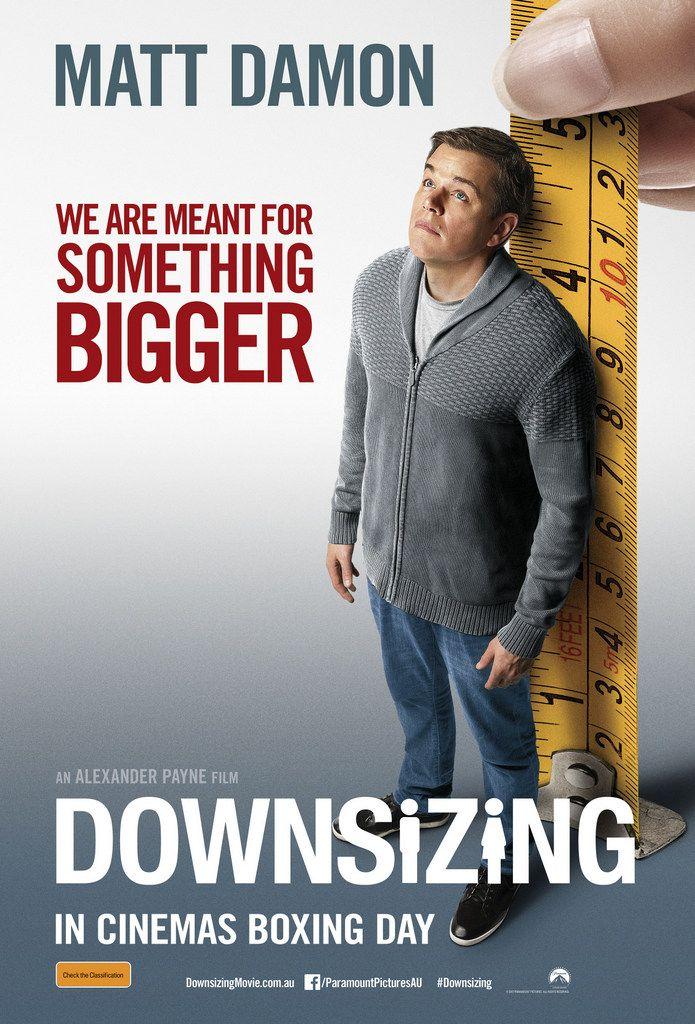 Downsizing Peliculas Vida Cine