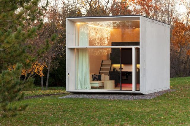 KODA: a 215 sq ft prefab tiny house