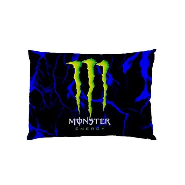 Monster Energy Rectangle Pillow Cases comfortable to sleep code ME1103
