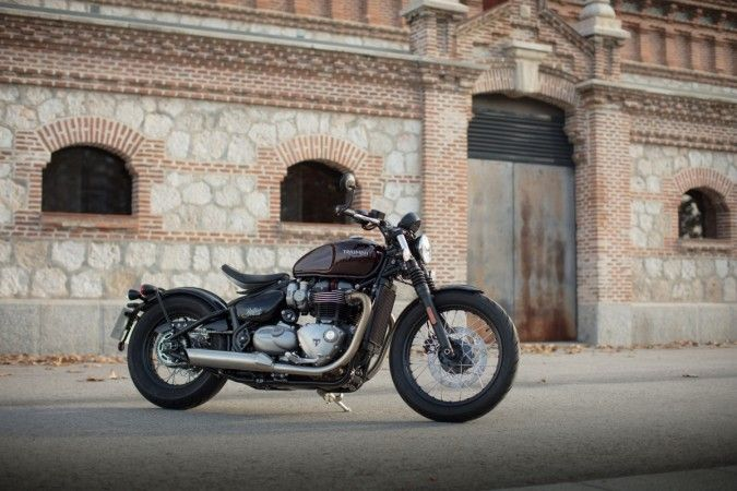 Revealed: Triumph Bonneville Bobber to be priced at Rs 12 lakh in India; launch likely by April