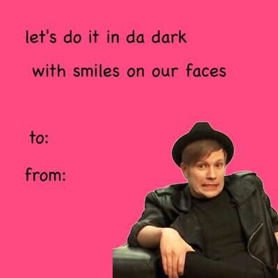 band puns fall out boy valentine cards ecards postcards e cards email cards valentine day cards greeting card - E Valentines Cards