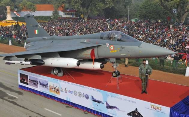 Tejas first plane fly past at the Republic Day parade, 780kmph speed was