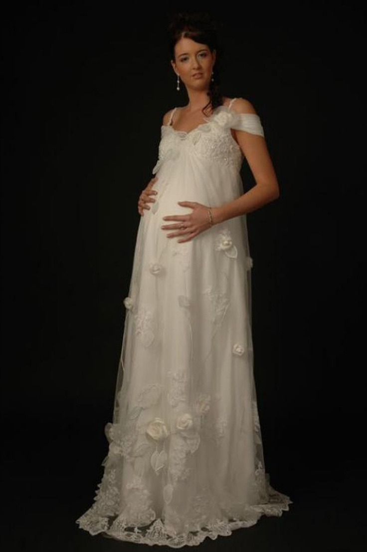 23 best maternity wedding dresses images on pinterest wedding beautiful column tulle off the shoulder maternity wedding dress special price 9100 ombrellifo Image collections