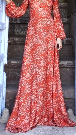 Made in Chelsea Boho Chic | #Hijab Dress