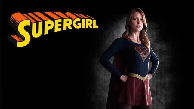 Supergirl es una serie de televisión estadounidense de género dramático creada por Greg Berlanti y Allison Adler, basada en la historia de la superheroína del mismo nombre de DC Comics y protagonizada por Melissa Benoist. Fue estrenada el 26 de octubre de 2015